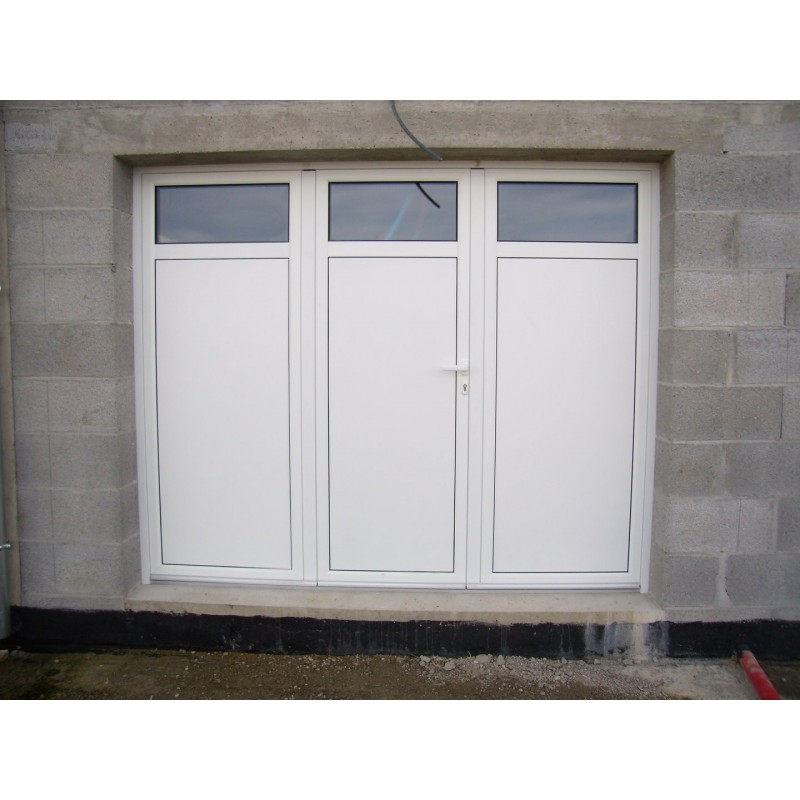 Portillon aluminium sur mesure priximbattable - Portillon sur mesure ...