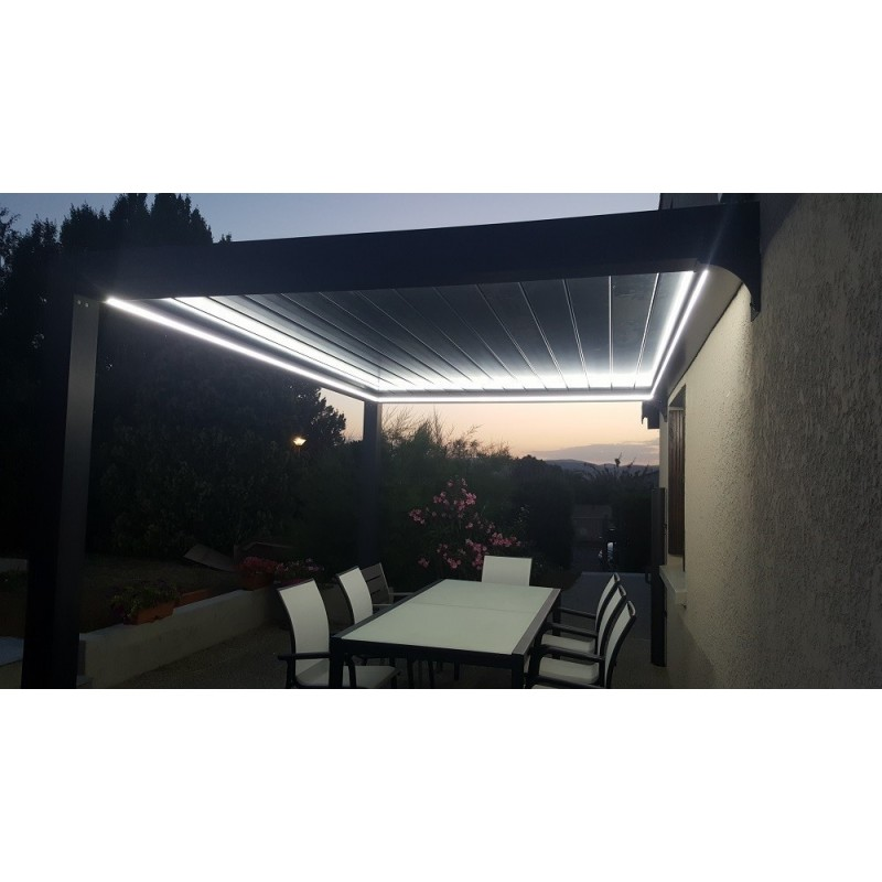 Carport aluminium 6000 x 3000 mm