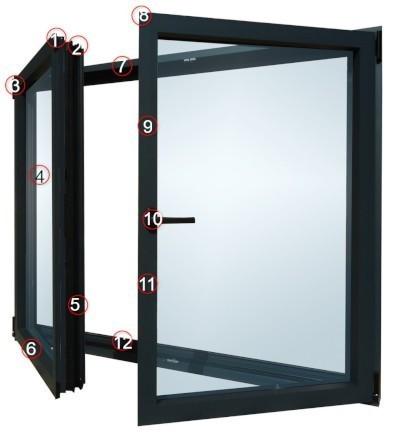 Descriptif fenêtre aluminium menuiserie aluminium priximbattable.net