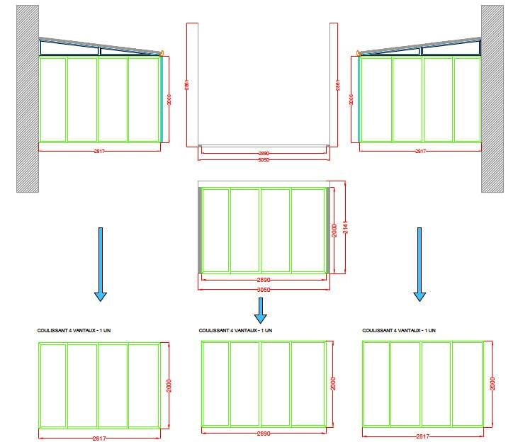 pergolanda_topprix_3x3_dimensions